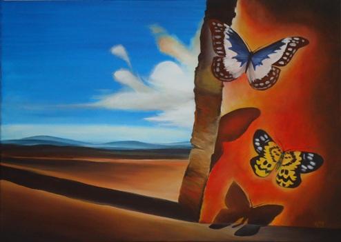 Schilderijen Salvador Dali Groep 8